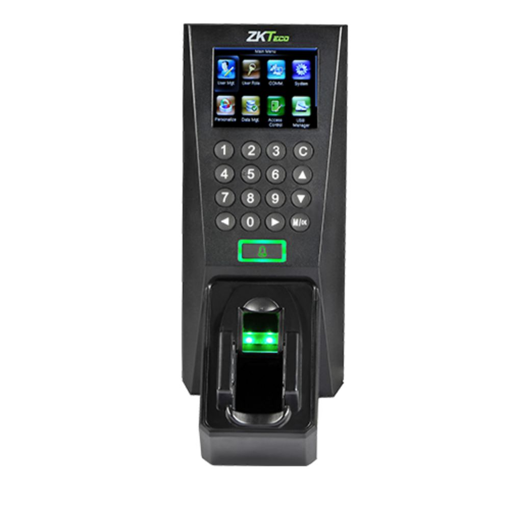 Zkteco FV18 Multi-Biometric Fingerprint & Finger Vein Access Control Terminal