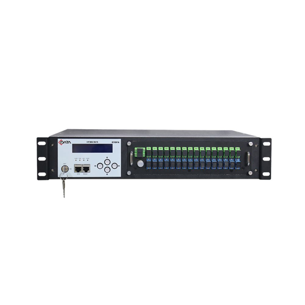 Microlink C-Data Erbium Yterbium Doped Fiber Amplifier (EYDFA)